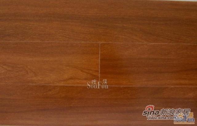 德尔经典柚木强化复合地板-3