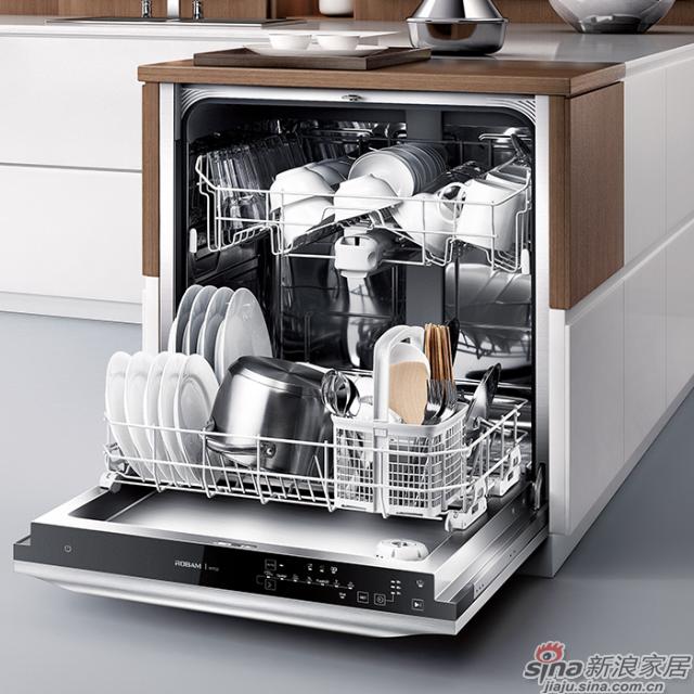 洗碗机WQP12-W700