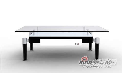 达之盛功能茶几SV118公爵系列120×70-8
