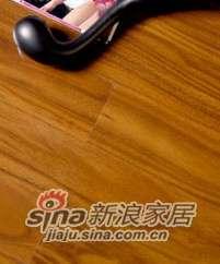 肯帝亚地板强化系列―提琴漆CV104南美花檀-0
