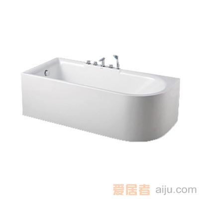惠达龙头浴缸HD13141
