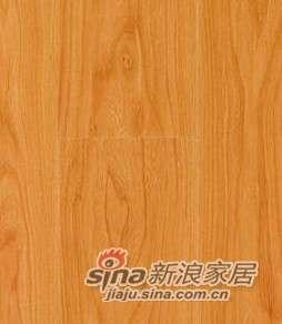 """欧龙地板""""明""""系列强化地板-M007金胡桃"""