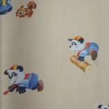 皇冠壁纸快乐童年系列53802