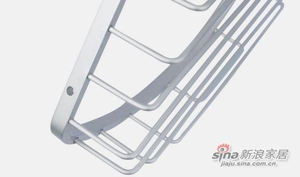 卫生间挂件太空铝五金挂件-0