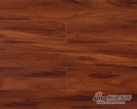 大卫地板F4星系列强化地板DWF4X51香脂柚木
