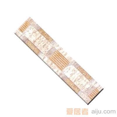 欧神诺-西班牙米黄系列-腰线YL025Y1(70*300mm)1