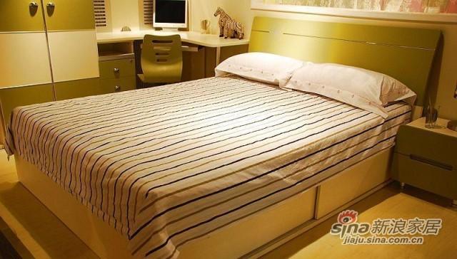 我爱我家儿童家具床架FA39-15-15