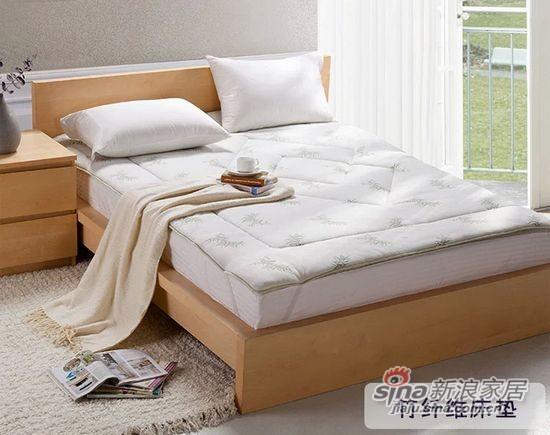 盛宇家纺竹纤维软床垫-0