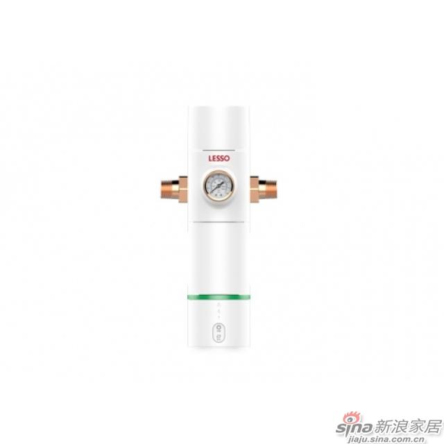 领尚全自动前置过滤器LS802Q(绿)-0