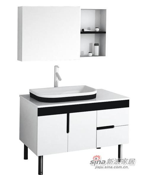 安华卫浴PVC浴室柜anPG4392-0