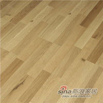 德合家ROOMS 强化地板R0811自然橡木-1