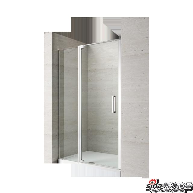 恒洁卫浴淋浴房HLG07Y21-0