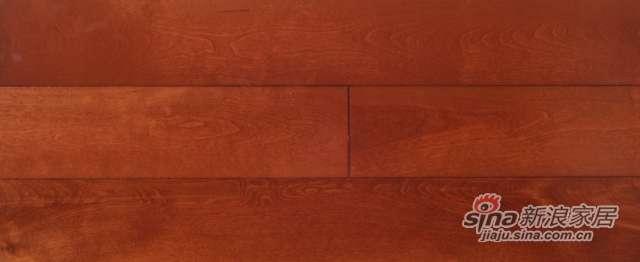 大卫地板经典实木-欧洲艺术系列S50LG02欧洲枫桦(菌菇色)-0