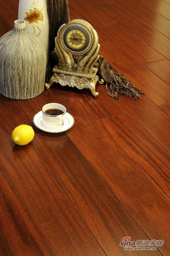贝亚克大印象青花瓷地板