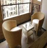 凰家御器组合藤椅藤家具三件套NH-A038