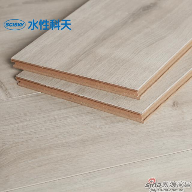 布尔格橡木强化地板-1