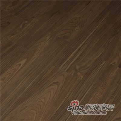 德合家ROOMS 强化地板RV804胡桃木-1