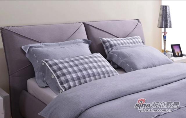 依丽兰爱悦布床F6036-2