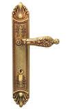 雅洁AS2011-C1816-92英文45抛铜锁体+英文70铜锁胆