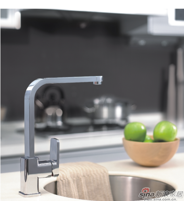 联塑混合厨房龙头联塑混合厨房龙头W22209