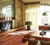 安信柚木实木复合地板