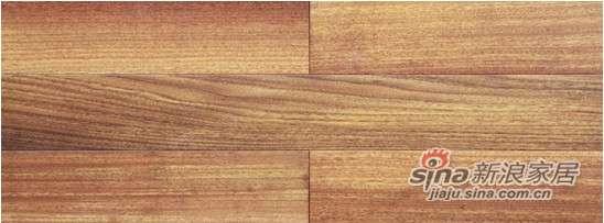 实木圆盘豆地板-0