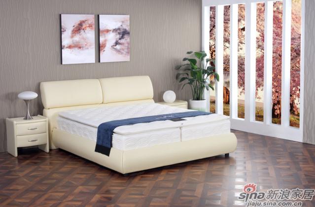 眠之堡MB015床架-1