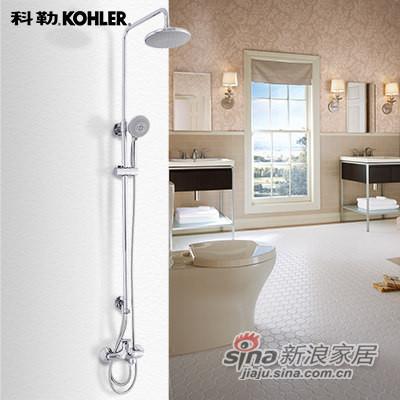 科勒K-99290T-4-CP淋浴柱