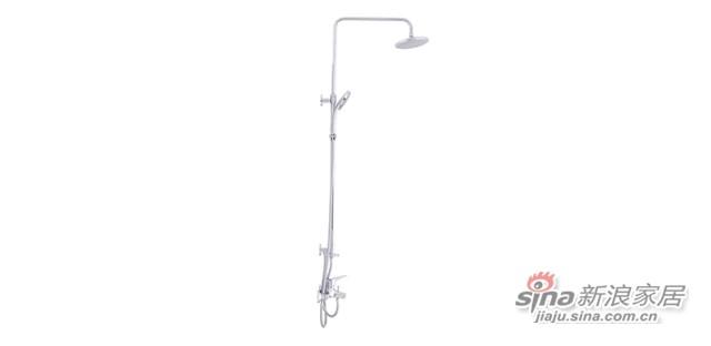 科勒Kohler K-99290T-4-CP 丽笙双花洒淋浴柱 -1