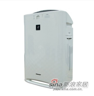 夏普(SHARP) KC-WE30-W 加湿型 空气净化器-1