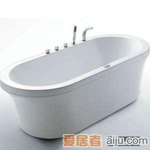 法恩莎五件套浴缸FW022Q(1710*810*600mm)1