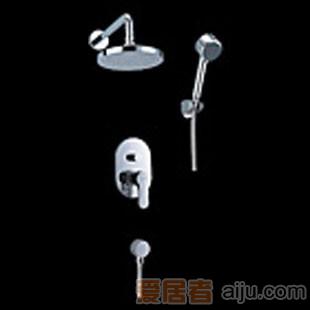 惠达-暗装淋浴水龙头HD504L-011