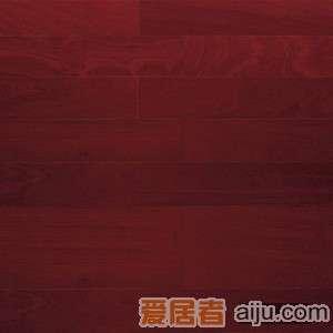 比嘉-实木复合地板-雅舍系列-YSC012:非洲红檀(910*125*12mm)2