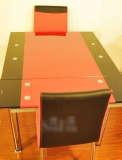 英之朗1067餐桌(红)