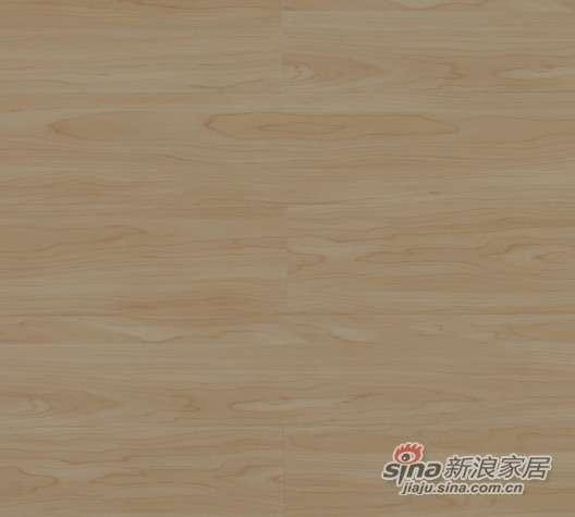 大卫地板中国红-锦绣红系列强化地板DW0003白橡-0