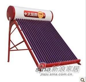 太阳雨太阳能太阳缘180系列系列原配一体机24管