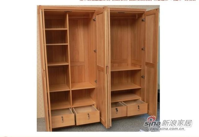 华丰YBRW203G1四门衣柜-2