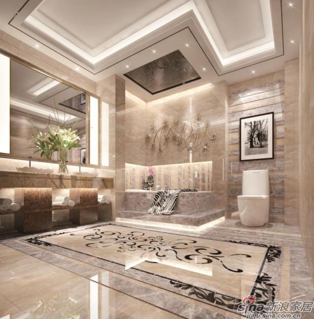 特地大理石瓷砖-娜斯茶黄 -1