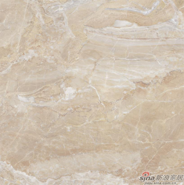 特地大理石瓷砖-娜斯茶黄 -2