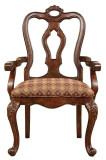 纯美55501扶手餐椅