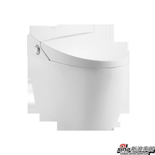 恒洁卫浴Q8智能一体机-0