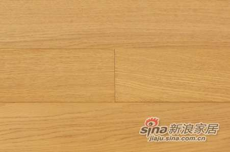 圣达实木多层复合地板生态系列—柞木