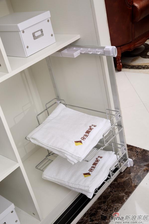 合生雅居罗段系列移门衣柜-3