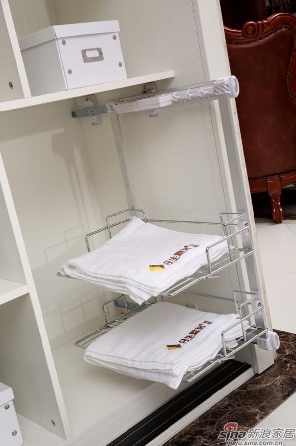 合生雅居罗段系列移门衣柜-5