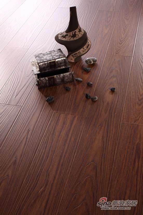 富得利强化地板新古典881-0
