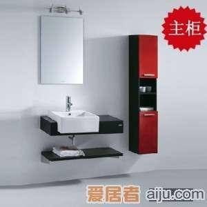 法恩莎实木浴室柜FPGM3645主柜(900*380*150mm)1