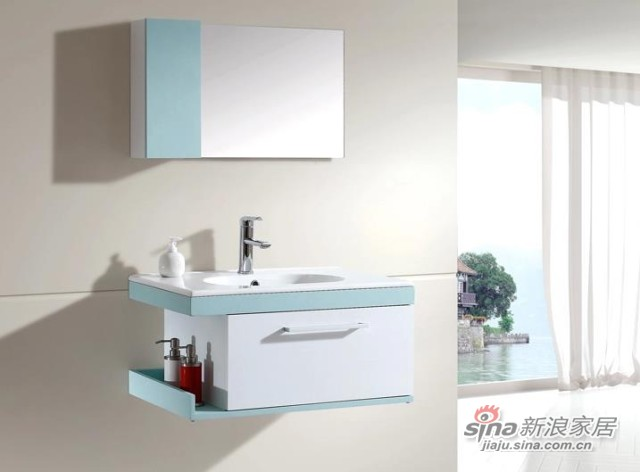 CB4305浴室柜套装组合-0