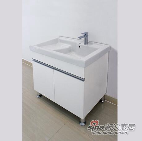 美加华卫浴M-4950PF洗衣柜
