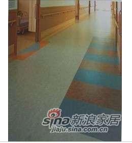 美国阿姆斯壮地板塑胶地板印象龙卷材系列