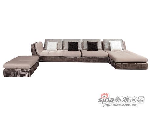 康耐登升搜系列沙发SS01345 -0